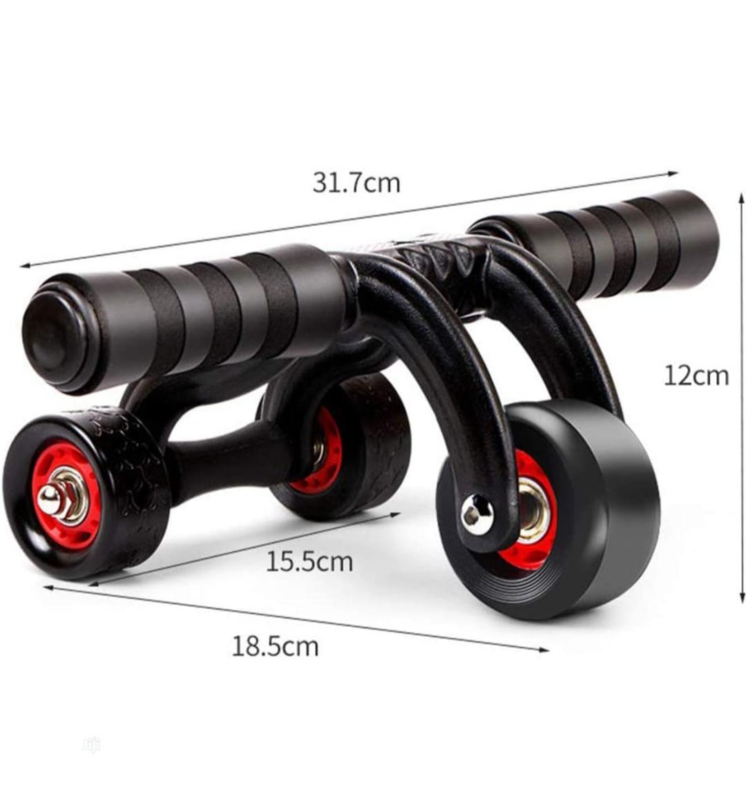 3 Wheel AB Roller