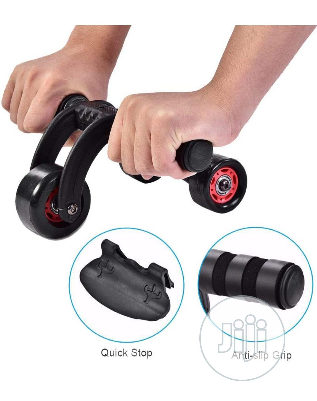 3 Wheel AB Roller | Sports Equipment for sale in Mushin, Lagos State, Nigeria