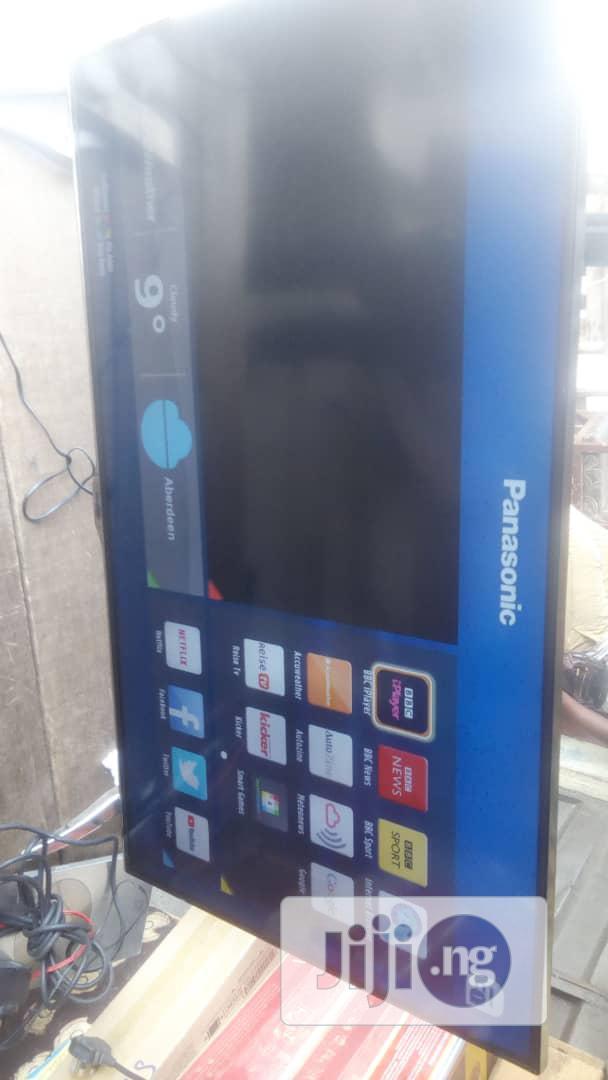 "Archive: Uk Used Panasonic 50"" Smart TV"