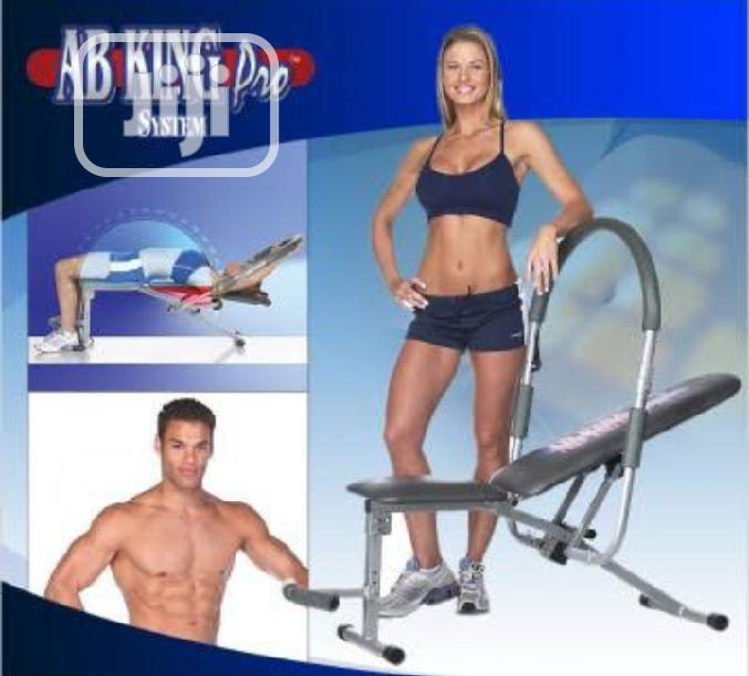 Archive: Abdominal Ab King Bench Pro
