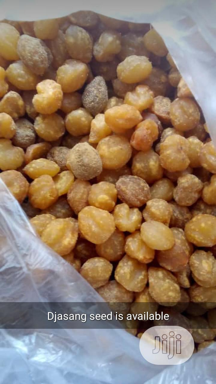 Archive: Akpi Seed And Flax Seed