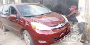 Toyota Sienna 2007 XLE Limited 4WD Red | Cars for sale in Lagos State, Amuwo-Odofin