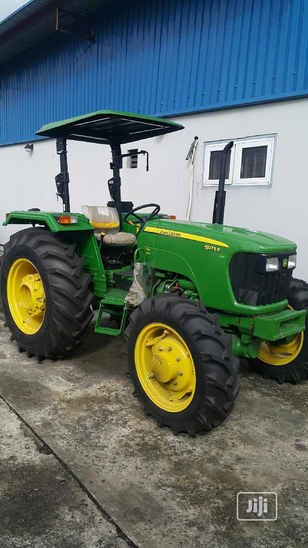 Brand New John Deere 5075E 2wd Tractor