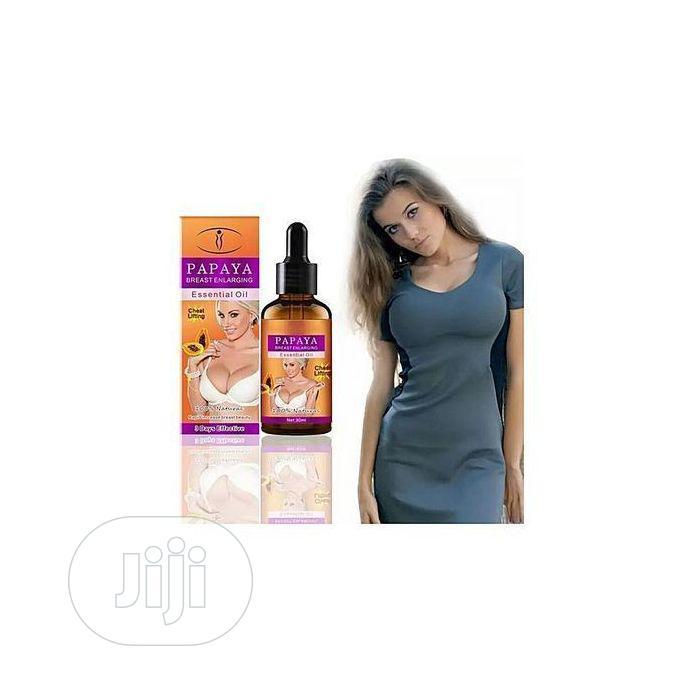Papaya Breast Enlargement Oil   Sexual Wellness for sale in Ilorin West, Kwara State, Nigeria