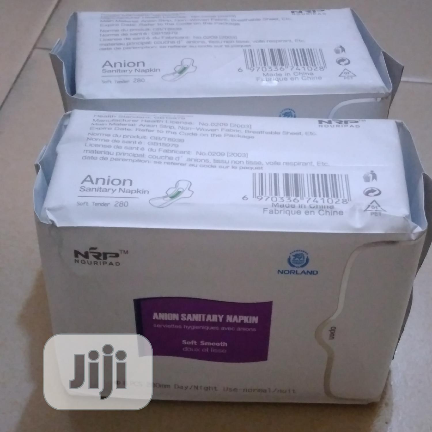 Norland Sanitary Napkin | Bath & Body for sale in Port-Harcourt, Rivers State, Nigeria