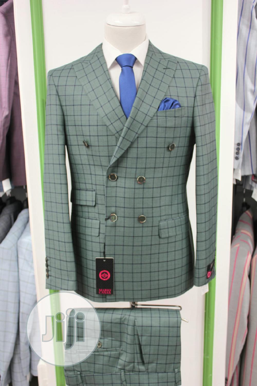 Archive: Turkish Checkers Men Suit