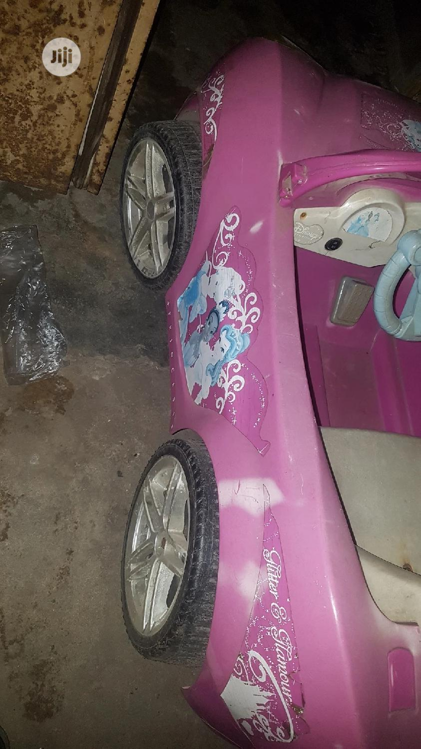 Pink Lady Drivale Car   Toys for sale in Agboyi/Ketu, Lagos State, Nigeria