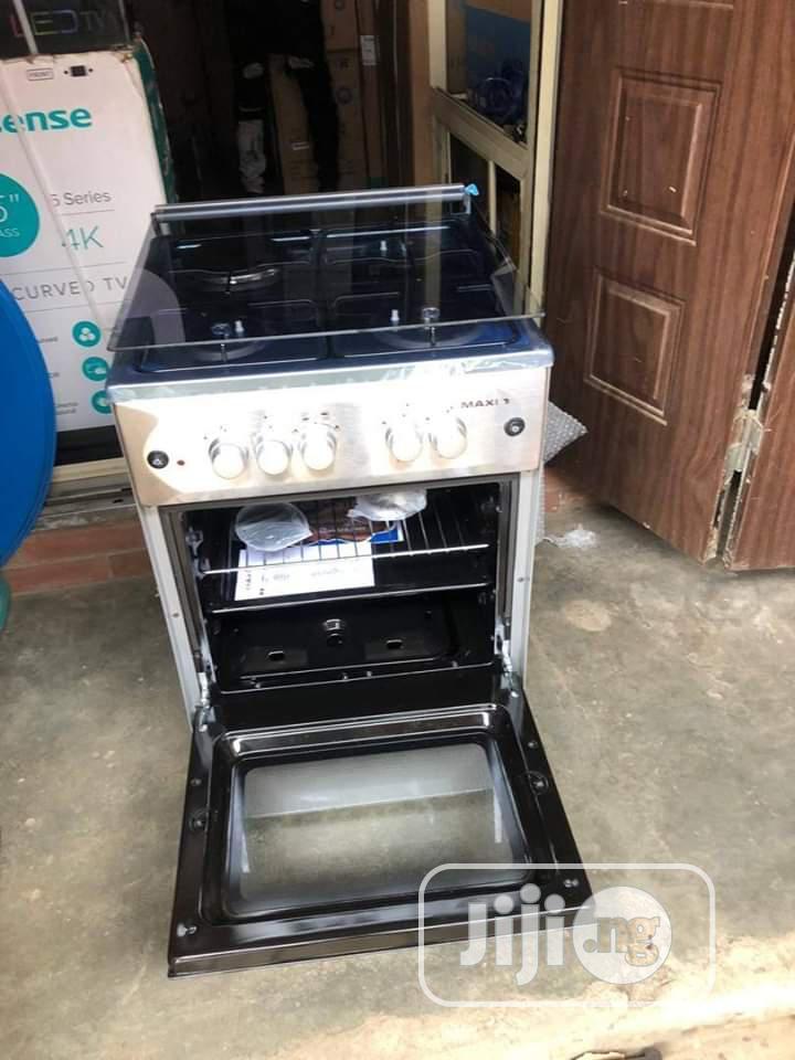 Maxi Cooker 3 Gas 1 Electric | Kitchen Appliances for sale in Lagos Island (Eko), Lagos State, Nigeria
