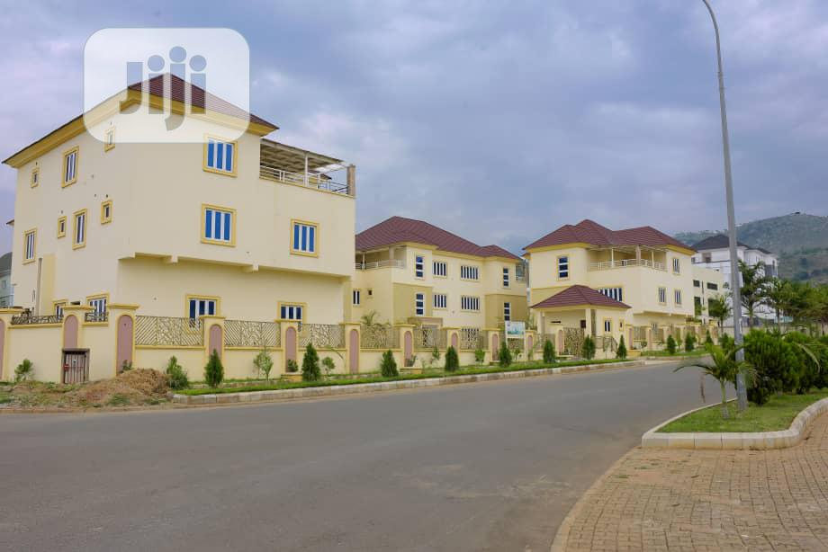 4 Unit of 5 Bedroom Terrace Duplex at Katampe Abuja