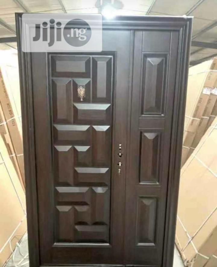 4ft German Steel Doors Available