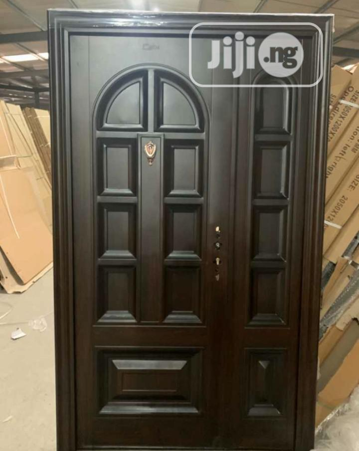 4ft German Steel Doors Available | Doors for sale in Orile, Lagos State, Nigeria