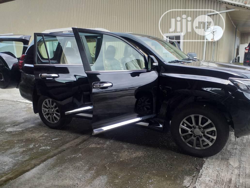 Toyota Land Cruiser Prado 2012 Black | Cars for sale in Amuwo-Odofin, Lagos State, Nigeria