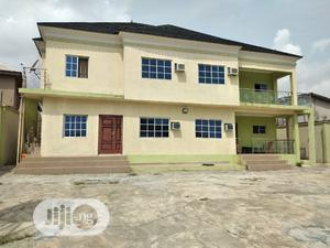 8bedroom Duplex + 3shops in Front Security Post at Isale Aruna Ogba | Houses & Apartments For Sale for sale in Lagos State, Ikeja