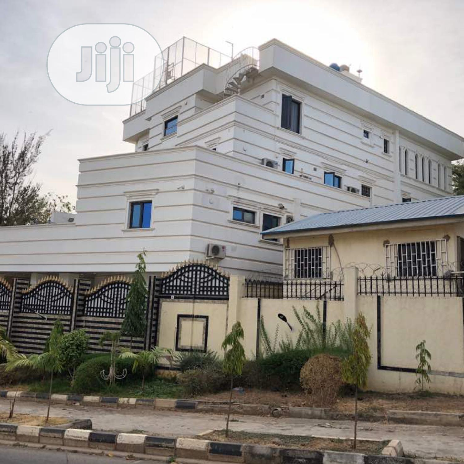 9 Bedroom Mansion With Cofo At Main Maitama Abuja