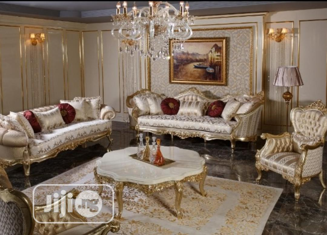 Original Solid Turkish Executive Sofa