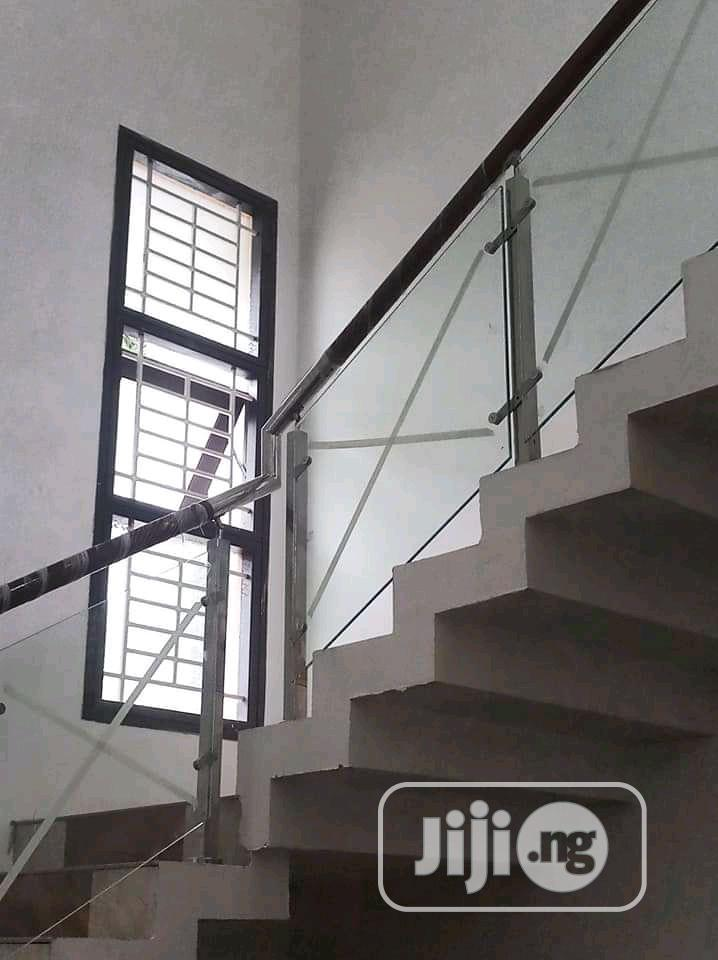 Turkish Sus304 Handrails | Building Materials for sale in Lugbe District, Abuja (FCT) State, Nigeria