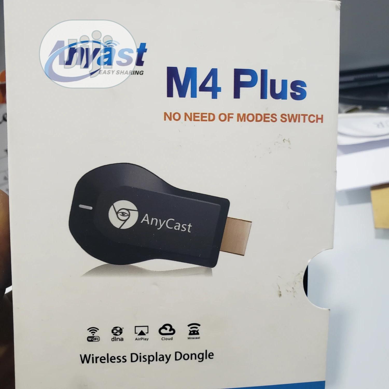 Anycast Chromecast M4