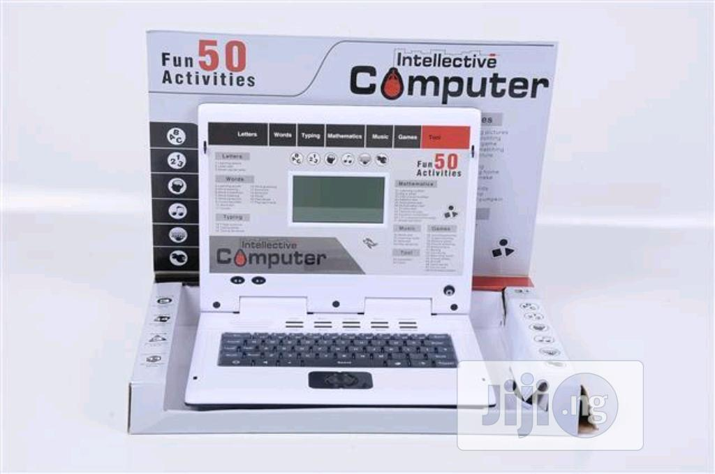 Intellective Activities Laptop For Kids