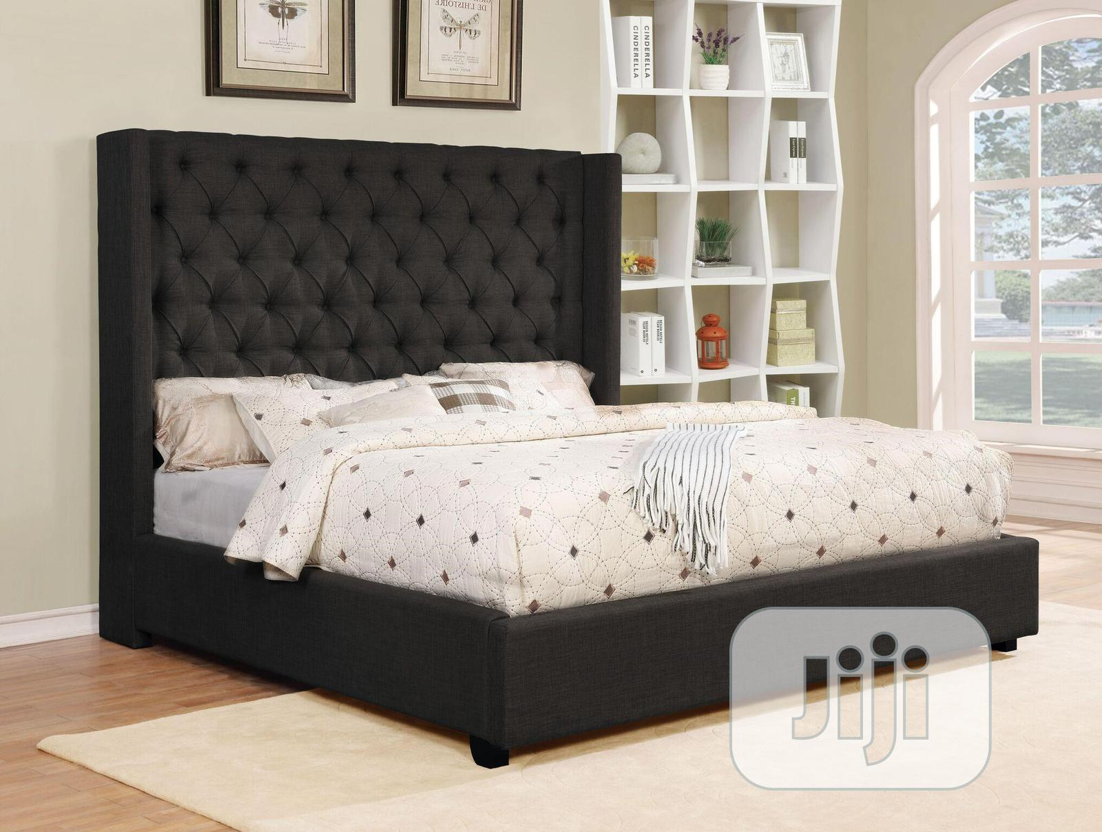 Archive: Prestige Queen Size Bed Frame Chest Upholstered Bed