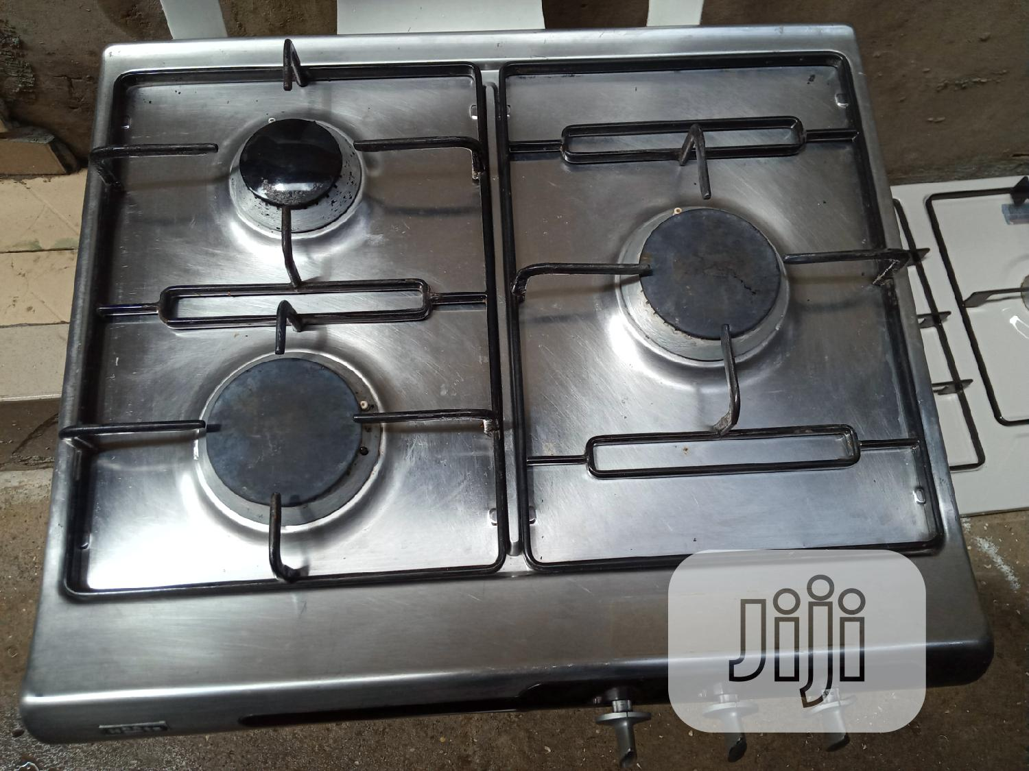 Strong Table Gas Cooke 3burner