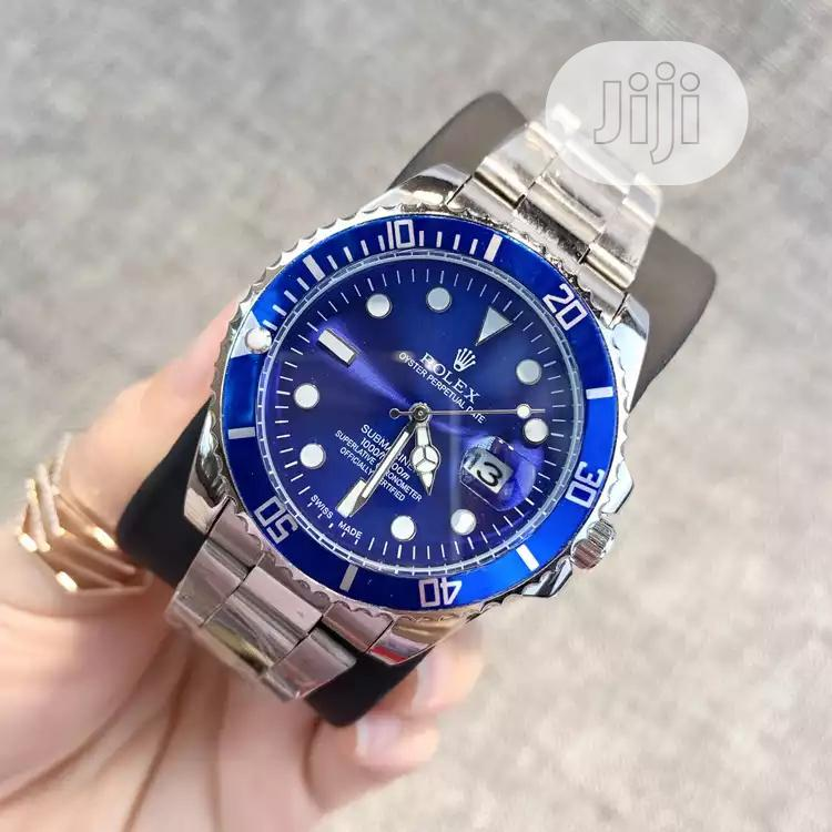 Archive: Mens Watches Stainless Steel Quartz Wristwatches