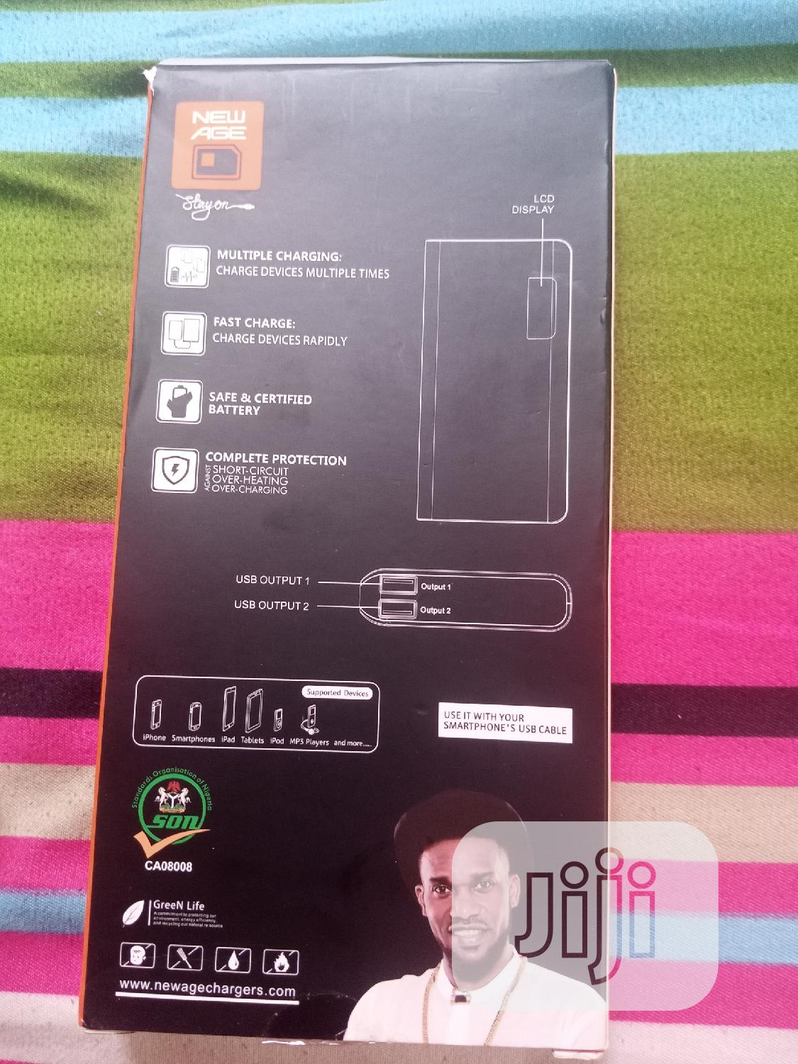 Archive: New Age Power Bank(22500 Mah)
