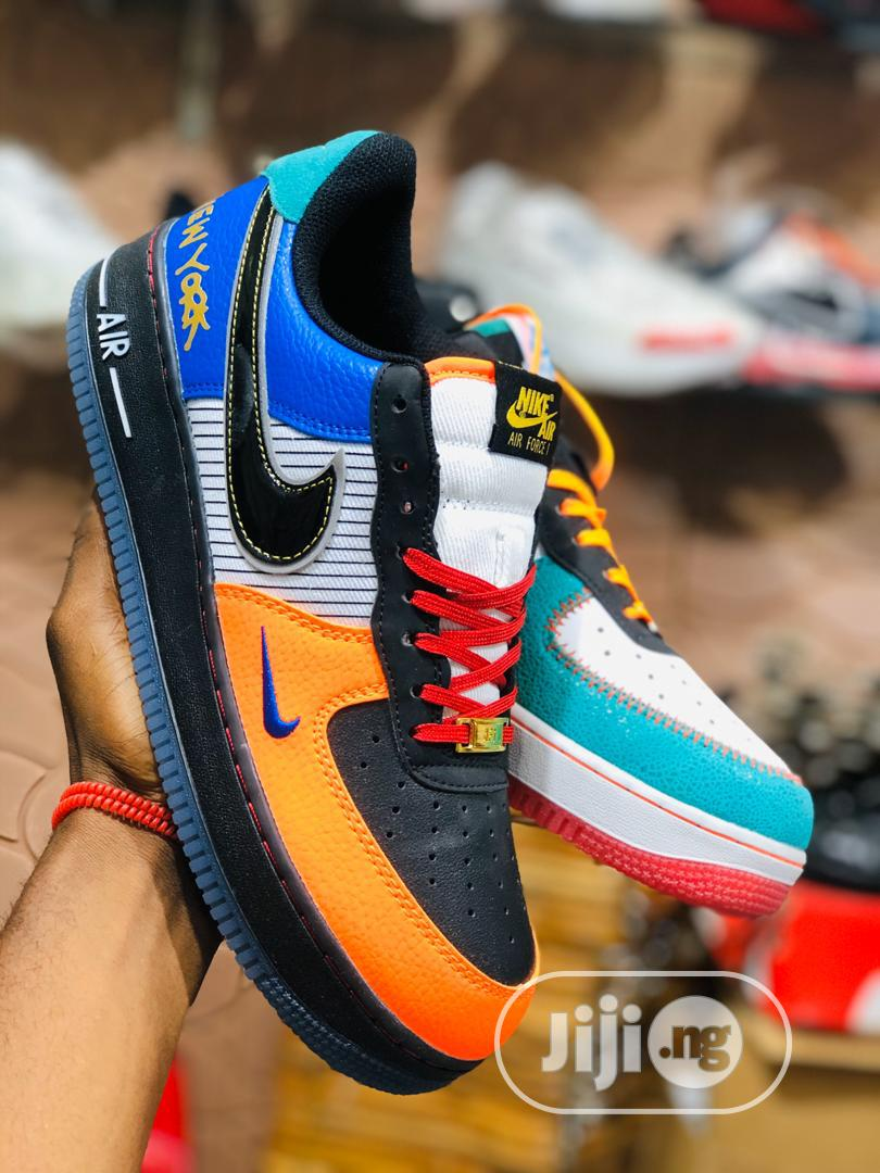Nike Air Force 1 Mix Match in Agboyi