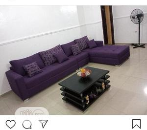 New Set of L-Shaped Sofa With Center | Furniture for sale in Lagos State, Ojota