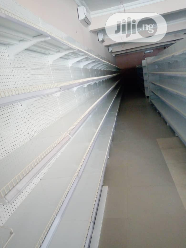 Wall Single Super Market Shelf | Store Equipment for sale in Ikorodu, Lagos State, Nigeria