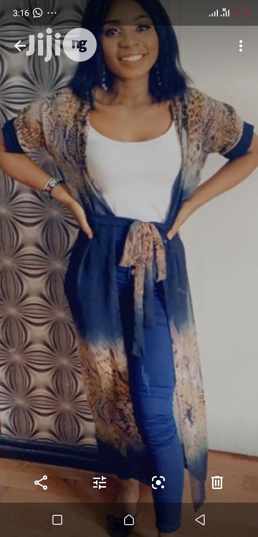 Chiffon Kimono | Clothing for sale in Isoko, Delta State, Nigeria
