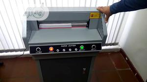 450v+ Model Electric Paper Cutting Machine   Manufacturing Equipment for sale in Lagos State, Ikeja
