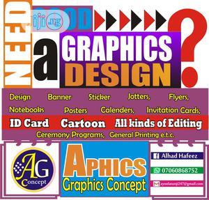 Graphics Design   Computing & IT CVs for sale in Ogun State, Ifo
