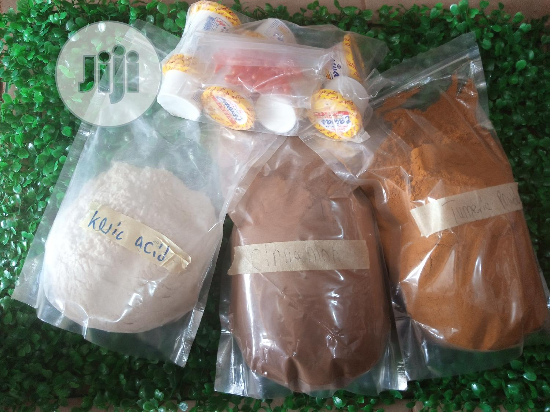 Organic Ingredients/Promixing Items
