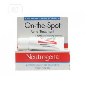Neutrogena On-The-Spot Acne Treatment Cream (21g) | Skin Care for sale in Abuja (FCT) State, Gwarinpa