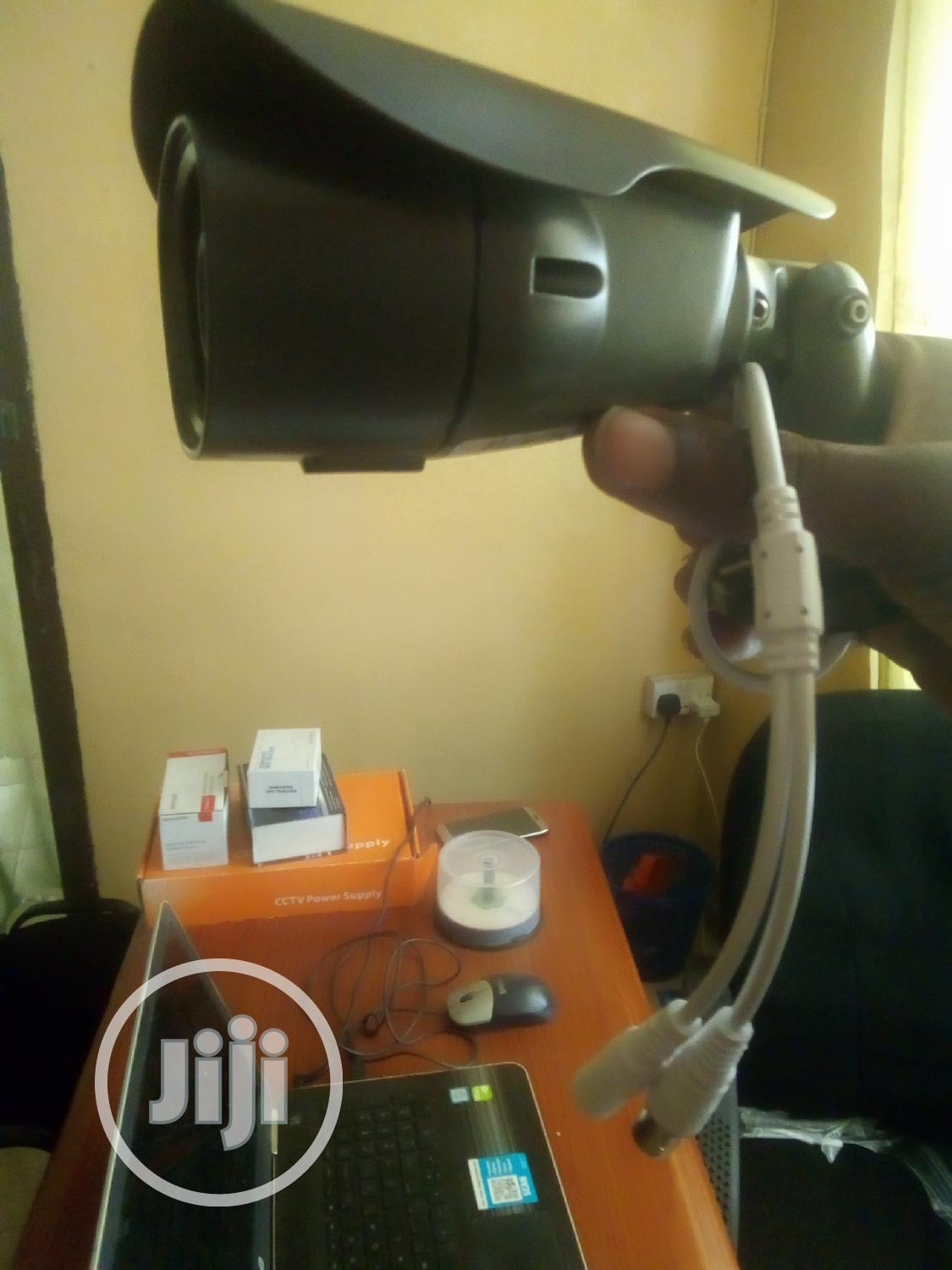 4MP CCTV Camera By Zkteco,4MP, 3.6MM, Grey (Promo Price !)   Security & Surveillance for sale in Ibadan, Oyo State, Nigeria