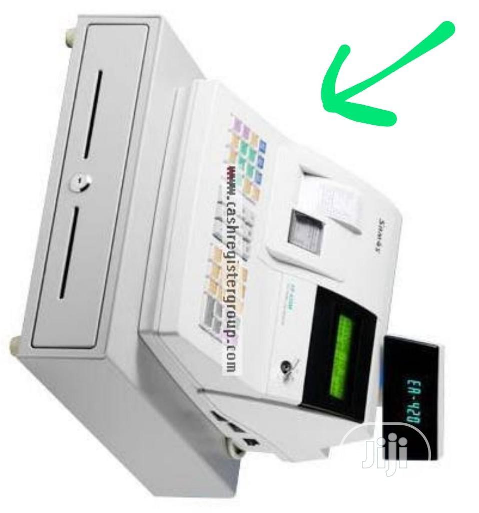 Er-420m Cash Register