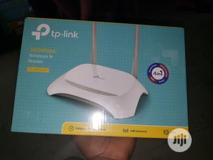 Tp-link 300mbps Wireless N Router Tl-wr840n | Networking Products for sale in Lagos State, Ikeja