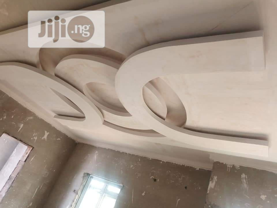 Archive: P.O.P Ceiling Designs And Painting