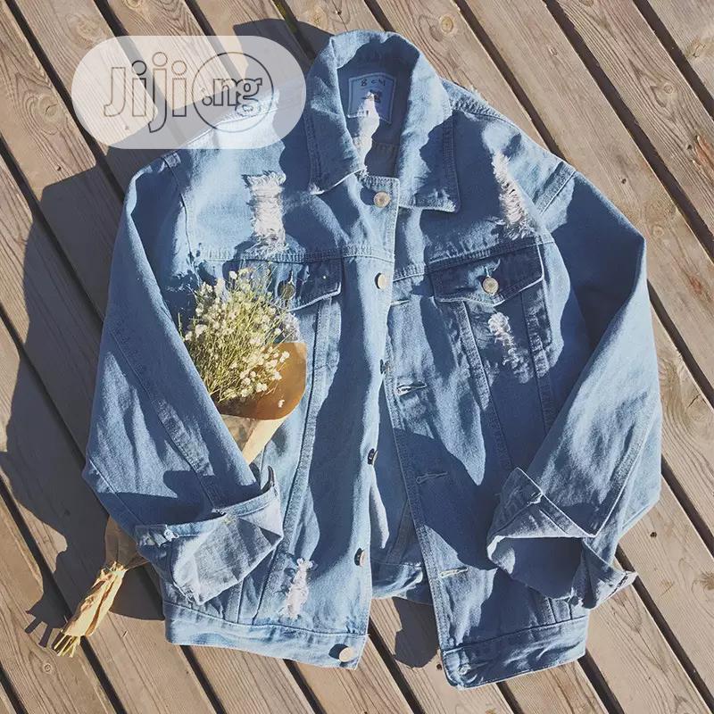 Denim Jacket | Clothing for sale in Ibadan, Oyo State, Nigeria