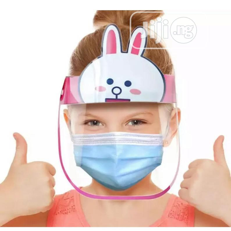 Kids Face Shield   Safety Equipment for sale in Surulere, Lagos State, Nigeria