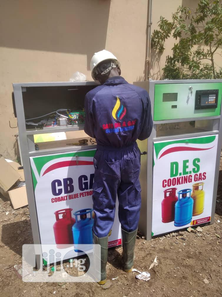 Brand New LPG Automatic Dispenser With 18month Waranty
