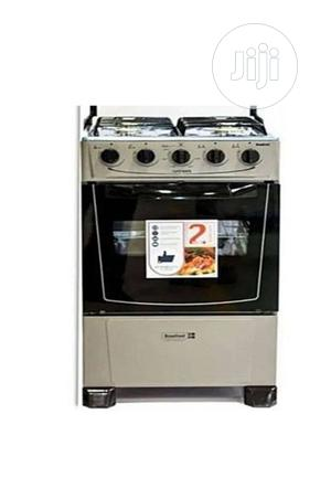 Scanfrost 4 Burners Standing Gas Oven + Cooker + Grill   Kitchen Appliances for sale in Lagos State, Ikeja