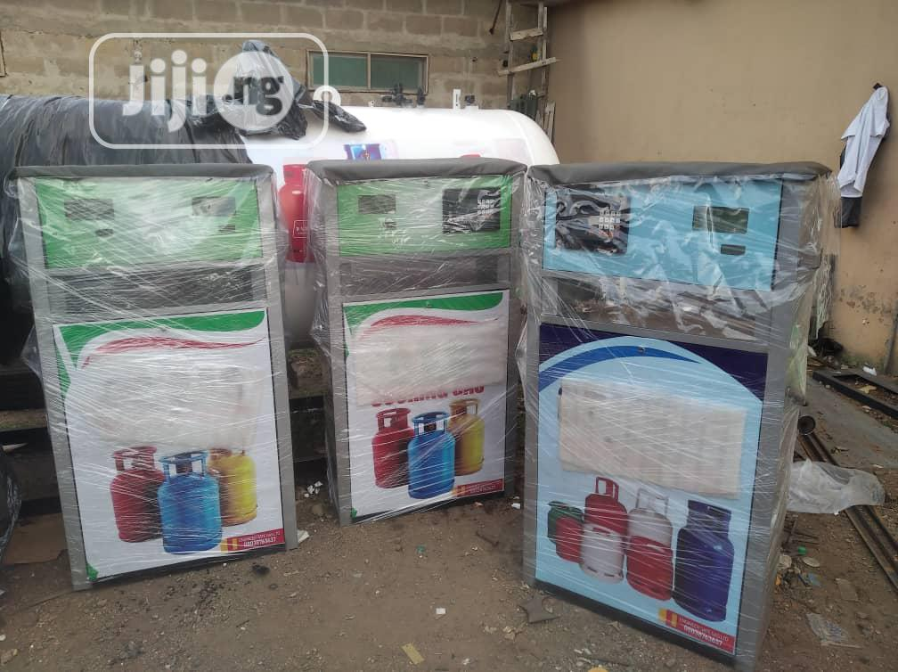 Brand New LPG Automatic Dispenser With 18month Waranty | Manufacturing Equipment for sale in Ikeja, Lagos State, Nigeria