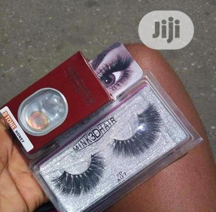 Archive: Eyelashes/Lip Therapy