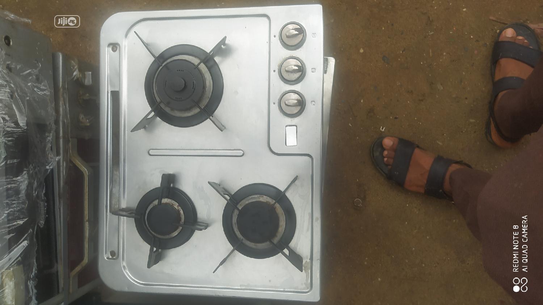 Archive: Kitchen Gas Burner