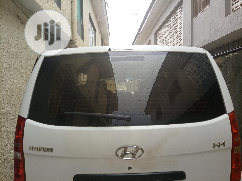 Hyundai Hi 2014 White   Buses & Microbuses for sale in Ipaja, Lagos State, Nigeria