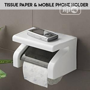 Tissue Holder With Phone Holder- Moq 12pcs | Home Accessories for sale in Lagos State, Surulere