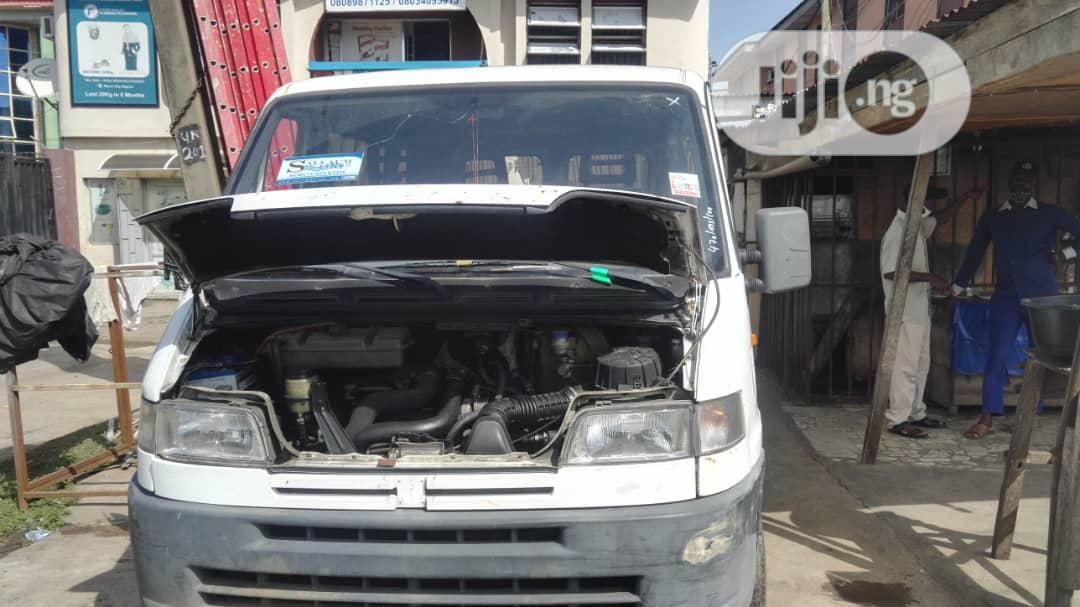 Peugeot Boxer 2000 | Buses & Microbuses for sale in Ikeja, Lagos State, Nigeria