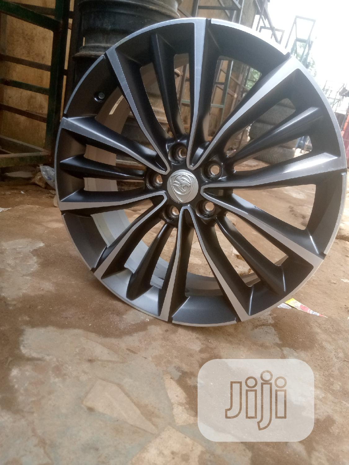 19 Inches Alloyed Rim for Toyota Venza/Lexus RX350