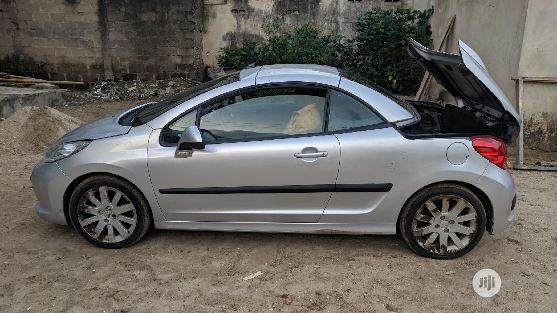 Peugeot 207 2005 Silver